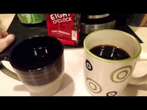 8 O'CLOCK COFFEE REVIEW!!