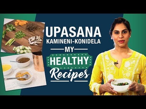 Upasana Kamineni Konidela: Easy and healthy recipes for Weight loss | Pinkvilla