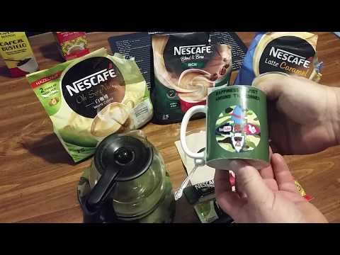 Nescafe Coffee Review on the Corner