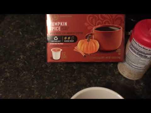 Barissimo Pumpkin Spice Coffee ❤️☕️From Aldi ☕️Review