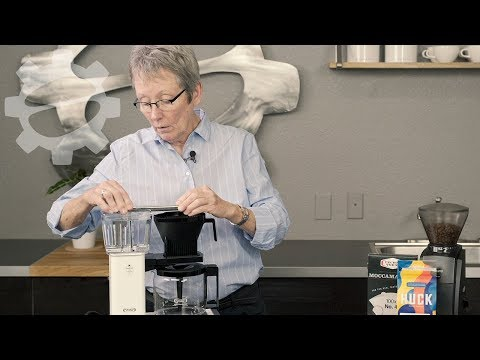 Technivorm Moccamaster Coffee Brewer KBG741 | Crew Review