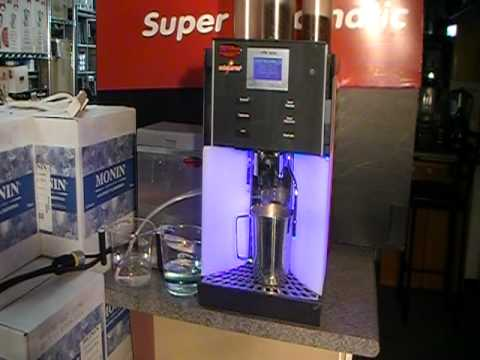 Schaerer Coffee Factory Espresso Machine Cleaning