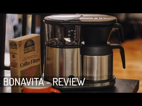 REVIEW | Bonavita 5-Cup One-Touch Coffee Maker