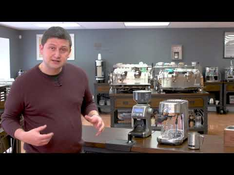 iDrinkCoffee.com Review – Breville Bambino Compact Espresso Machine