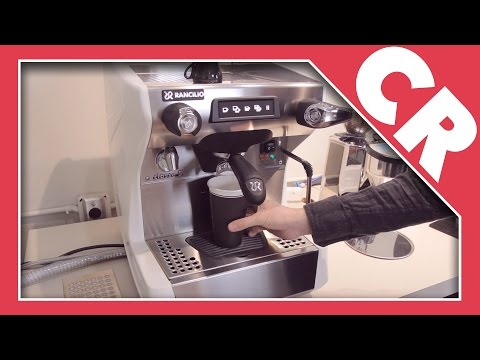 Rancilio Classe 5 USB Espresso Machine | Crew Review