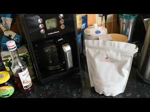 Morphy Richards Accents Coffee Maker Review – Shoddy Unboxings & Reviews