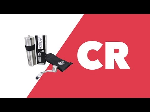 Rhinowares Hand Coffee Grinder | Crew Review