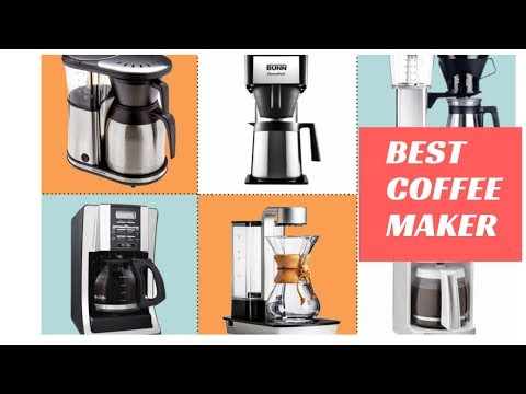 ⭐️Best coffee maker review 2018 ✅  coffee maker comparison 2019 ✅  ⭐️⭐️⭐️