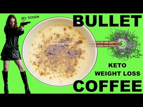 Keto Coffee Recipe | How To Make Bulletproof Coffee | Bulletproof Coffee Recipe