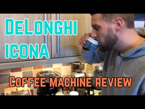 DeLonghi Icona ECOM311 Micalite coffee and espresso machine – review
