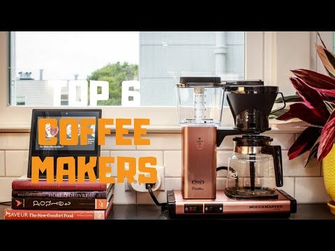 Best Coffee Maker in 2019 – Top 6 Coffee Makers Review