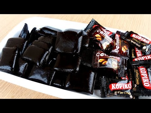 সহজেই তৈরি করুন অনেক মজার কফি চকলেট ক্যান্ডি ! coffee candy recipe