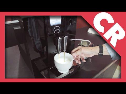 Jura Impressa F8 Espresso Machine | Crew Review