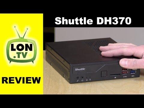 Shuttle XPC Slim DH370 Mini PC Review – Coffee Lake Bare Bones Kit