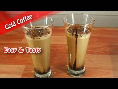 Cold Coffee Recipe | How To Make Cold Coffee | Easy and Tasty Recipes | Tasty | Summer Special