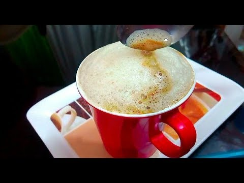 HOT COFFEE হট কফি How to make coffee shop style Hot coffee HOT COFFEE RECIPE NESCAFÉ Hot Coffee