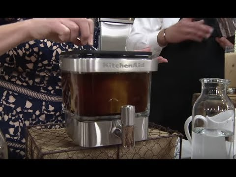 KitchenAid Cold Brew Coffee Maker on QVC