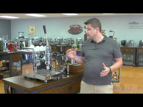 iDrinkCoffee.com Review – Profitec Pro 800 Lever Espresso Machine