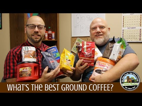 What's the Best Tasting Ground Coffee? | Blind Taste Test Rankings
