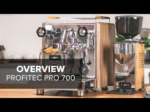Profitec Pro 700 Espresso Machine Review