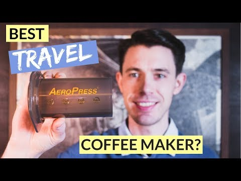 Best Travel Coffee Maker? Aeropress Review!