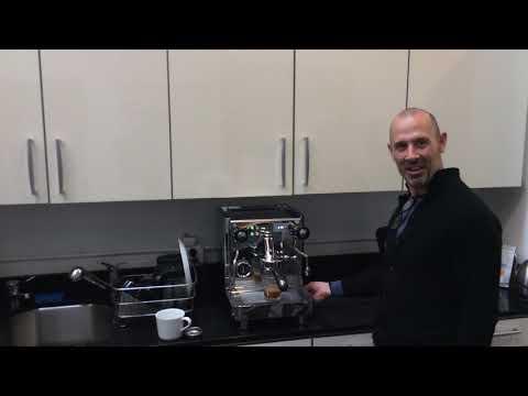We Got A New Dual Boiler Office Espresso Machine