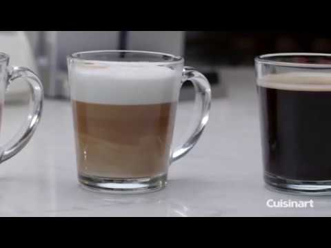 Espresso Defined™ Fully Automatic Espresso Machine (EM-1000)