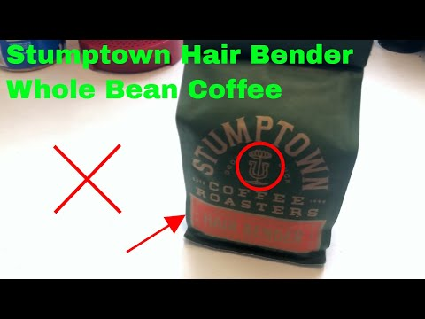 ✅  How To Use Stumptown Hair Bender Whole Bean Coffee Review