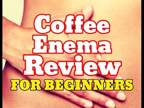 Coffee Enema Q&A Review For Beginners  –  Coffee Bean Enemas Detox Miracle (Organic Green)