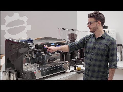 Rancilio Classe 7 USB Commercial Espresso Machine | Commercial Crew Review