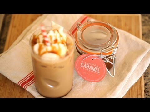 Salted Caramel Syrup for Coffee Recipe | Kin Community