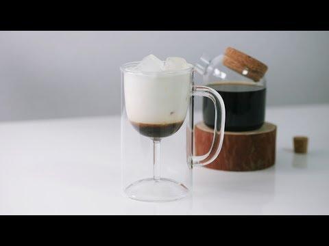 깔루아 (커피 리큐어) 만들기 (+깔루아 밀크) Kahlua Recipe (with Kahlua milk) coffee liqueur