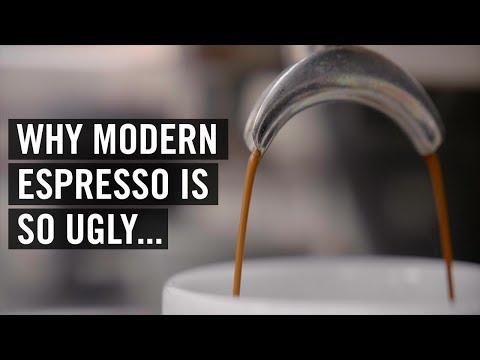 Why Modern Espresso Is So Ugly
