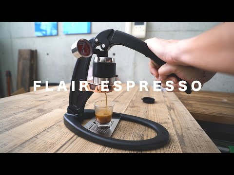 Flair Espresso // Flair Signature PRO