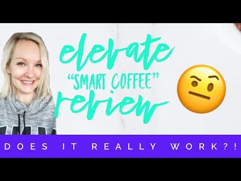 "Elevate Coffee Review, what's the hype behind this ""smart coffee""?! Does it really work??"