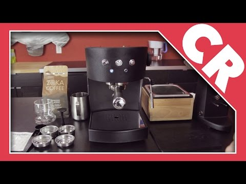 Ascaso Basic Espresso Machine | Crew Review