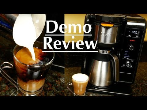 Ninja Hot and Cold Brewed System Review and Demo