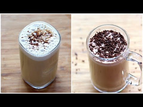 How To Make Coffee Without Milk (2 Ways)  – Dairy Free & Vegan | Skinny Recipes