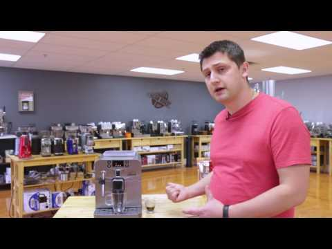 Gaggia Brera Super Automatic Espresso Machine Preview