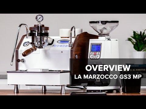 La Marzocco GS3 MP Espresso Machine Review