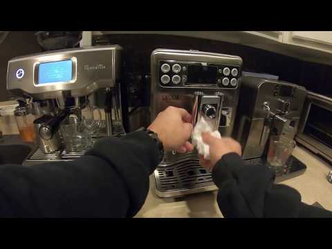 Breville Oracle Touch vs Gaggia Babila vs Gaggia Brera espresso machine honest review & comparison