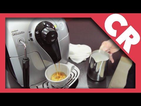 Saeco Xsmall Espresso Machine | Crew Review