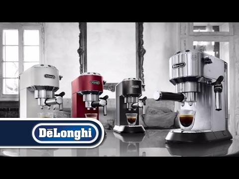 De'Longhi Dedica Style pump espresso machine