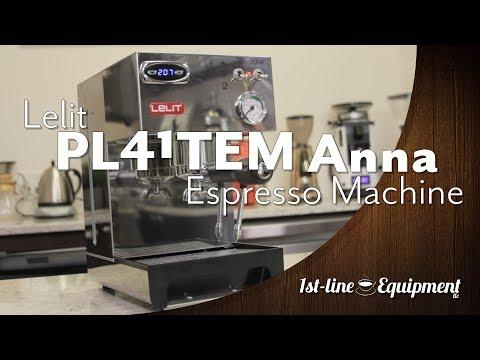 Lelit PL41TEM Anna Espresso Machine | Revisited