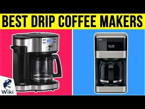 10 Best Drip Coffee Makers 2019