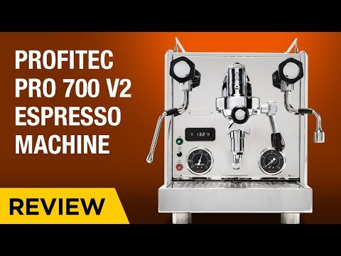 Profitec Pro 700 Dual Boiler V2 Espresso Machine Review