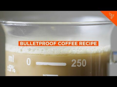 The Official Bulletproof Coffee Recipe