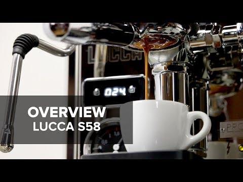 LUCCA S58 by Profitec Espresso Machine Overview