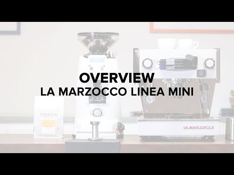La Marzocco Linea Mini Espresso Machine Review