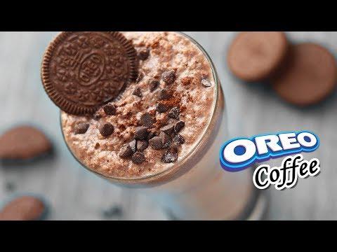 Oreo Cold Coffee | Cold Coffee in 2 Minutes | Cold Coffee Recipe
